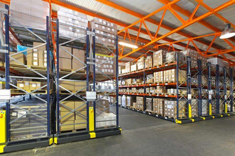 Αποθήκες Logistics